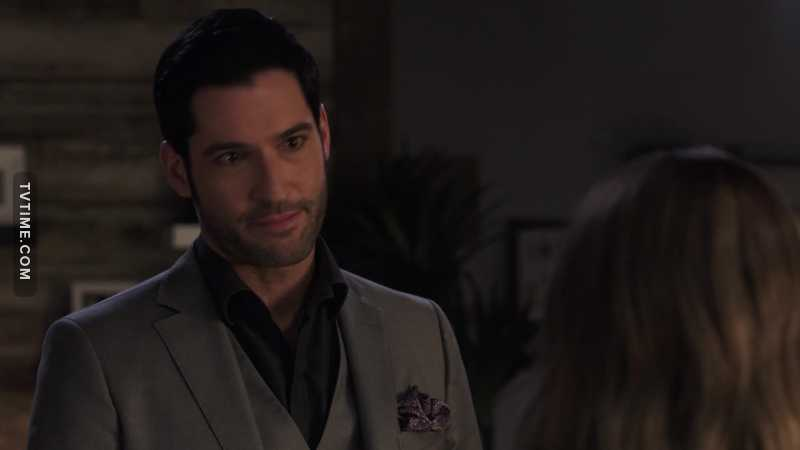He loves her so much that he's willing to sacrifice his happiness for hers. How much has Lucifer changed since season 1. Heartbreaking. 😭😭