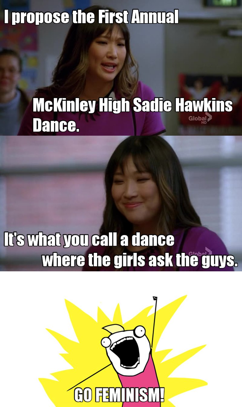Forget about Blatina or Blam or anything, because this episode was about girl power and only this.