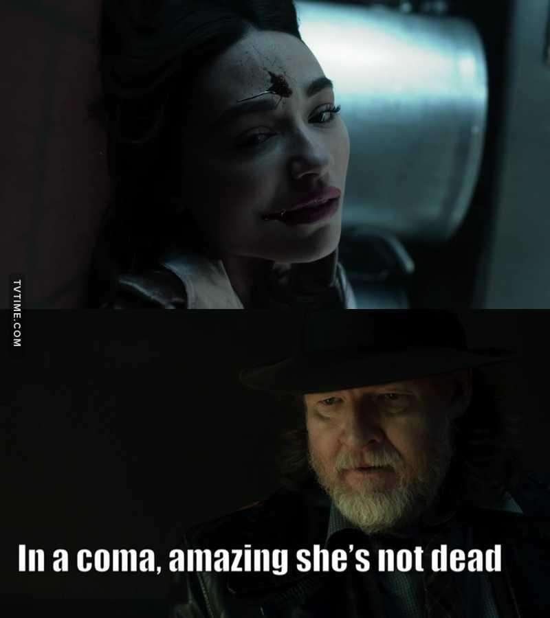 Nobody dies in this show 😑😑
