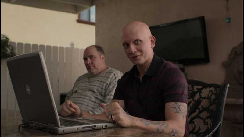 Victor Zsasz, is that you?