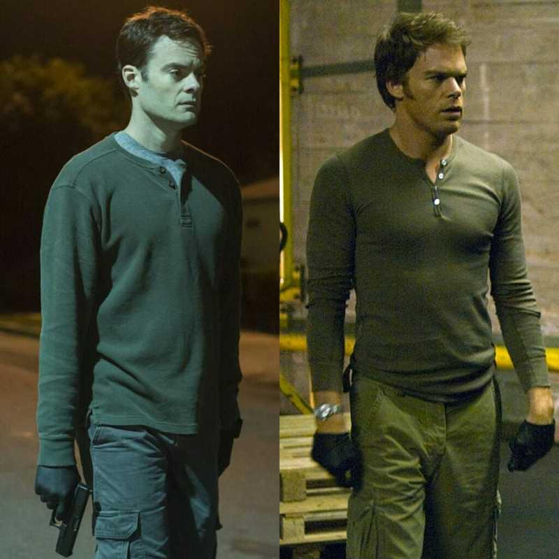 O Barry lembra muito o Dexter ❤ Adorando 😍