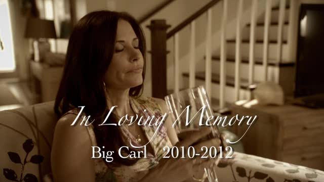 Bye Big Carl. You'll always be remembered.