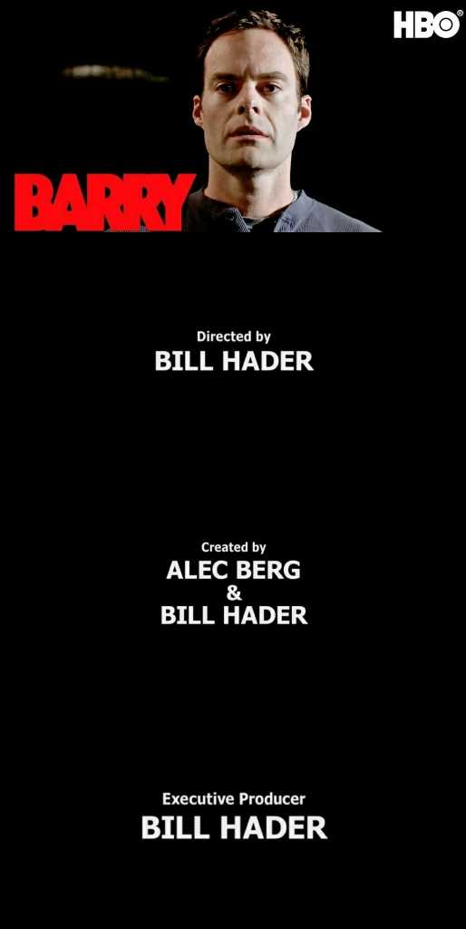 Bill Hader is beyond talented.