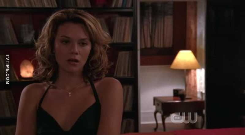 Peyton was beautiful in this ep