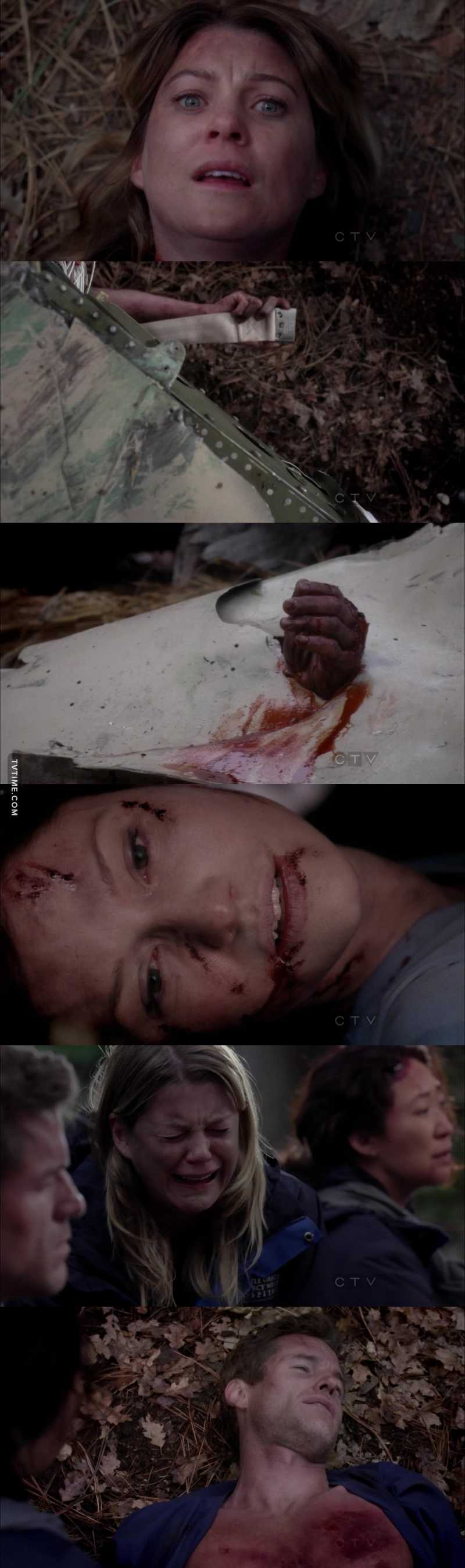 one of the hardest episodes to ever watch in grey's anatomy history