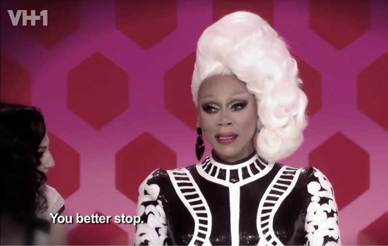 If this isn't the best moment in 13 seasons of drag race I don't know what it is.