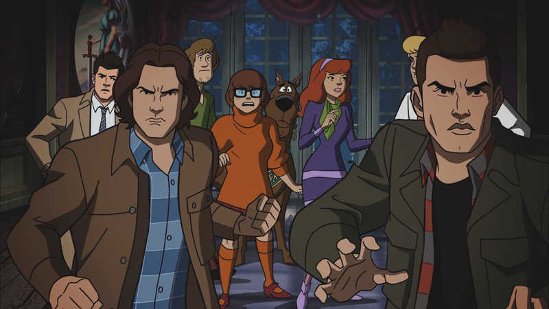 this is damn iconic #scoobynatural