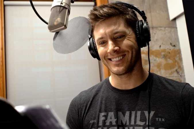 Loved this episode so much & clearly so did Jensen! What a smile!!!