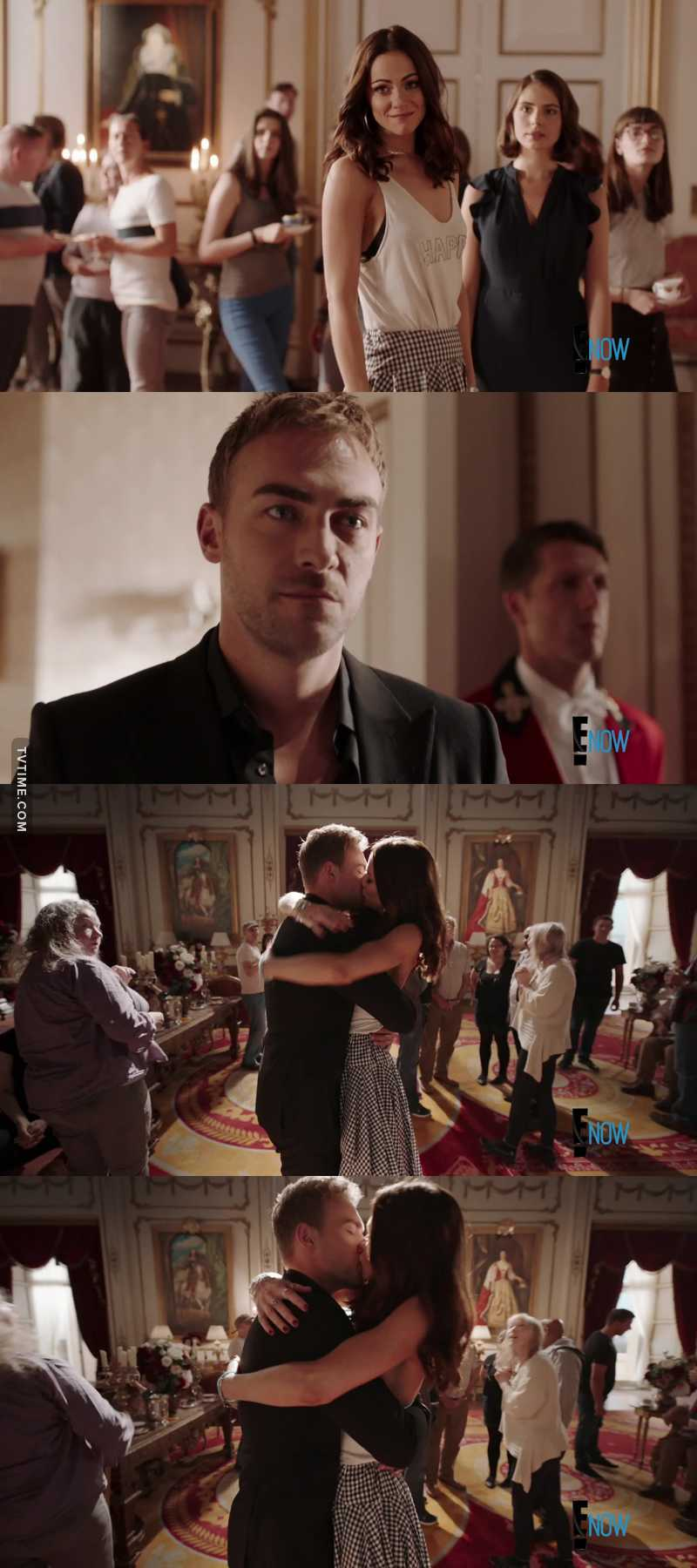 And then there was light ❤ Jaspenor is a miracle 😍