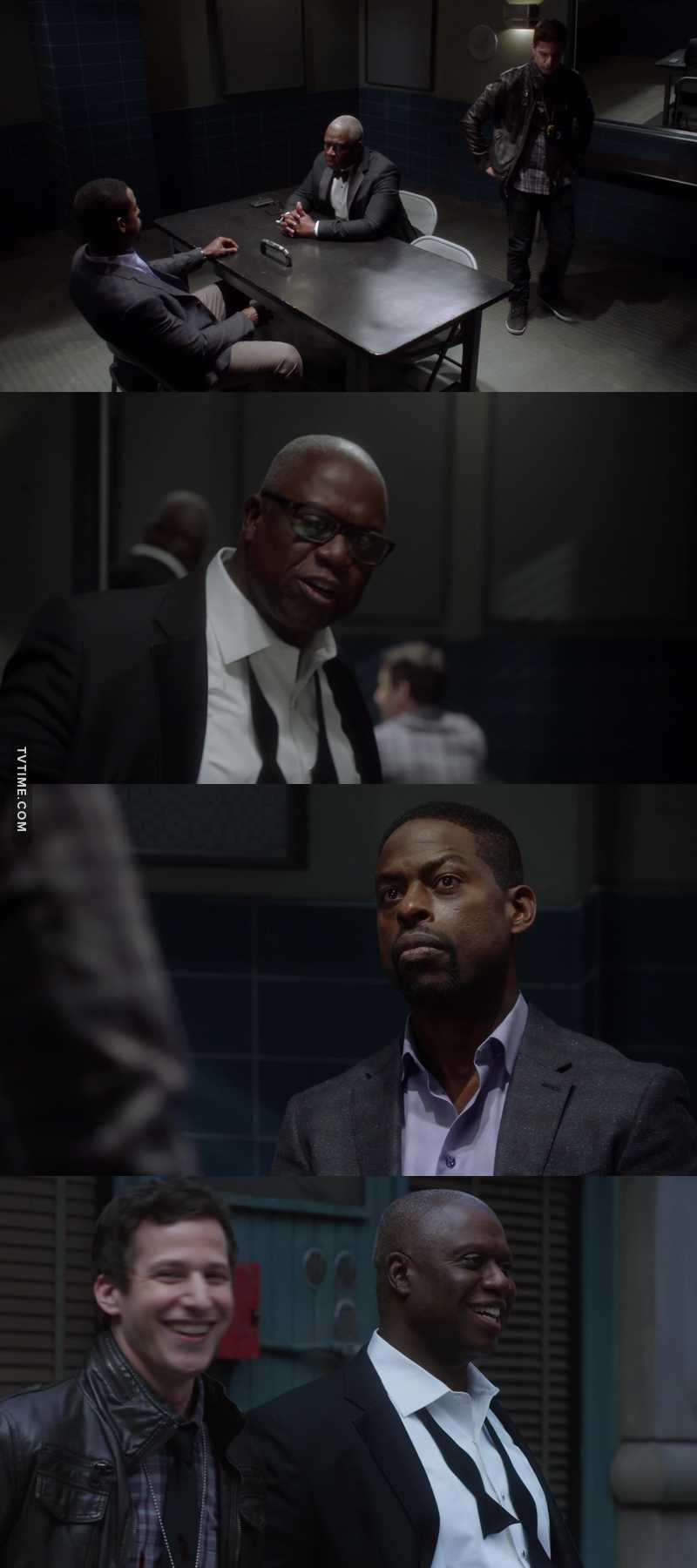 This episode proves that you don't need an abundance of characters and crazy story lines to make entertaining content. It justifies my appreciation for Brooklyn Nine-Nine; the show runners clearly understand the impact of good writing and refined acting.