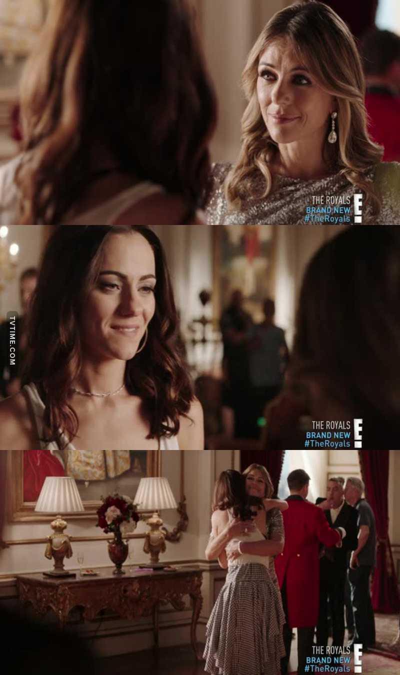 """""""It's okay sweetheart. You made the right choice. I'm proud of you.""""  COME SONO CRESCIUTE PIANGO. Se penso a come era il rapporto tra le due nella prima stagione e come è ora 👌🏻"""