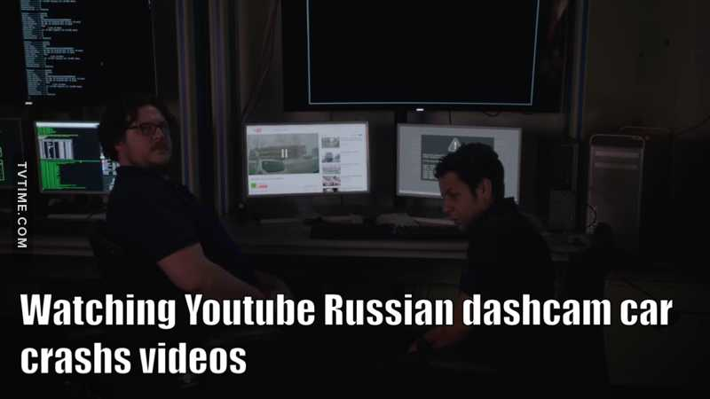 Guys are watching YouTube videos of dashcam car crashes 😂😂