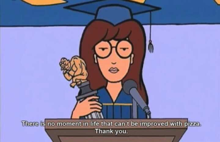 I cried. Daria Morgendorfer, I love you and thank you.
