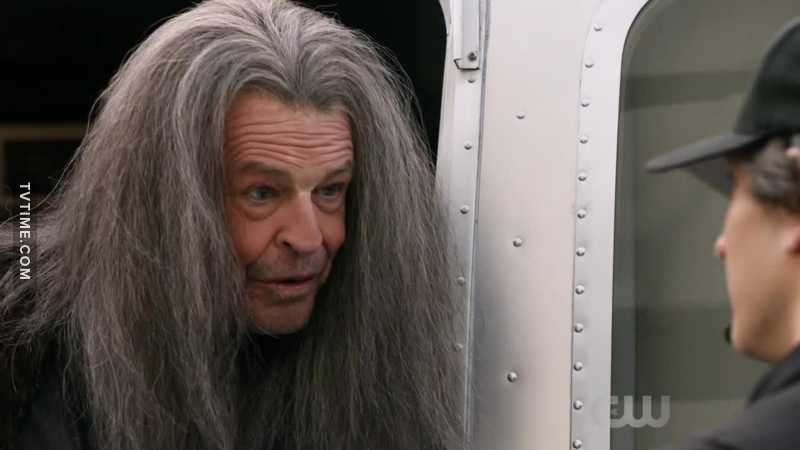 Trick question : has John Noble being doing the voice over for Mallus the whole season?