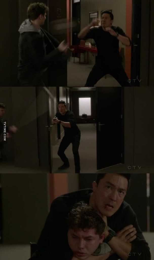 GO MATT! HE WAS SUCH A BADASS IN THIS EPISODE, I LOVE IT.