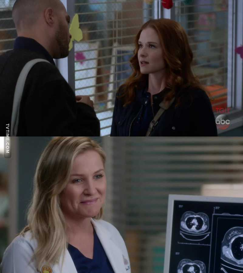 Still can't believe they are gonna take away these two rays of sunshine from us. These two are basically the light of Grey-Sloan. Fucking writers.