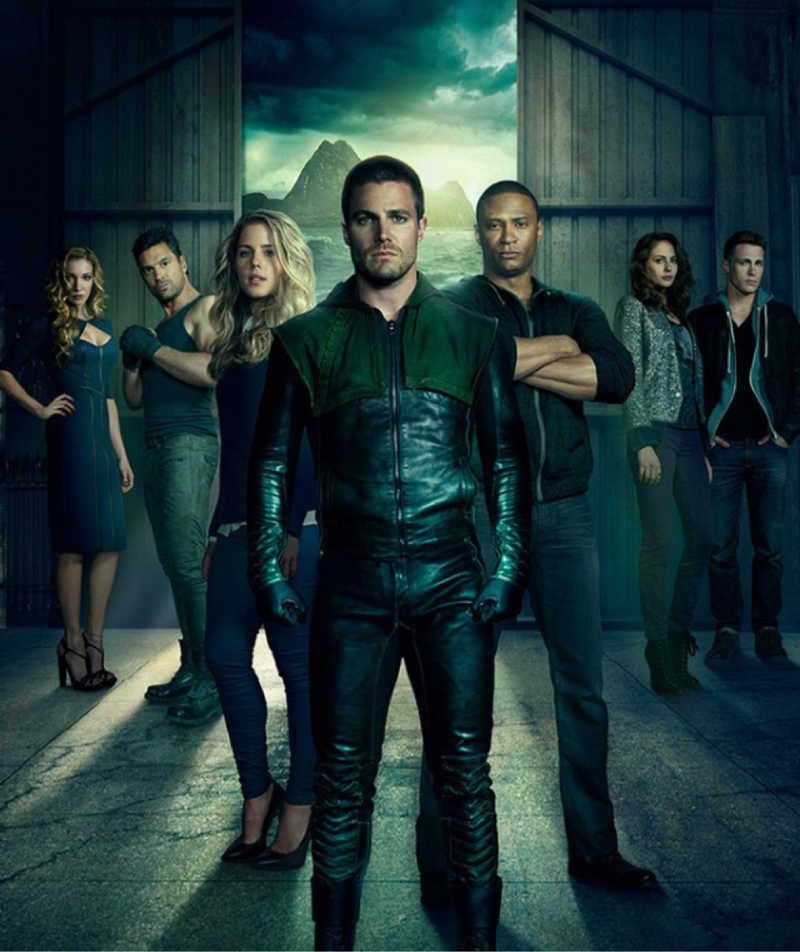 Can we go back to the old Arrow please !!