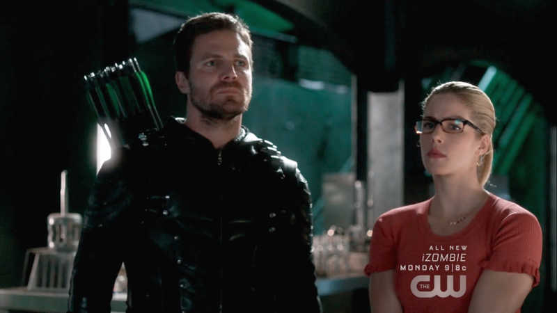 I guess Team Arrow can be officially called Team Olicity now 😂