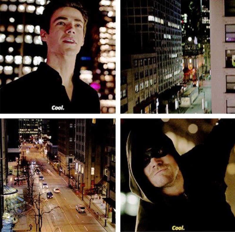 Great pilot. I'm excited to watch this show! And i loved the scene with Barry and Oliver 😂😍❤️.