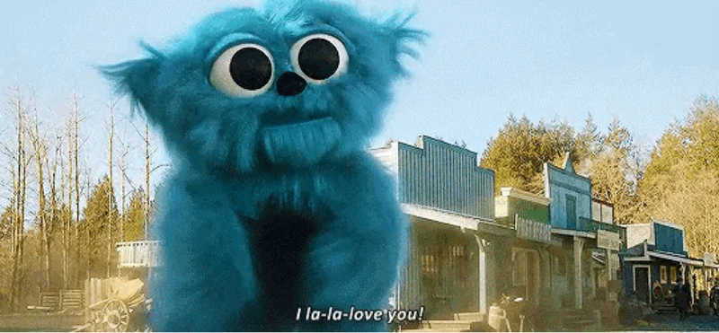 Beebo is the real MVP of this season