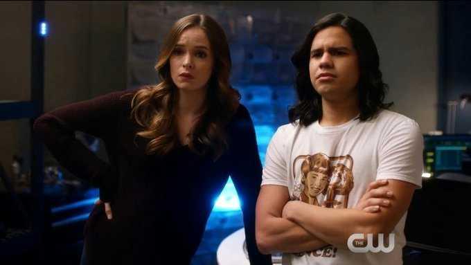 Caitlin and Cisco's friendship ❤