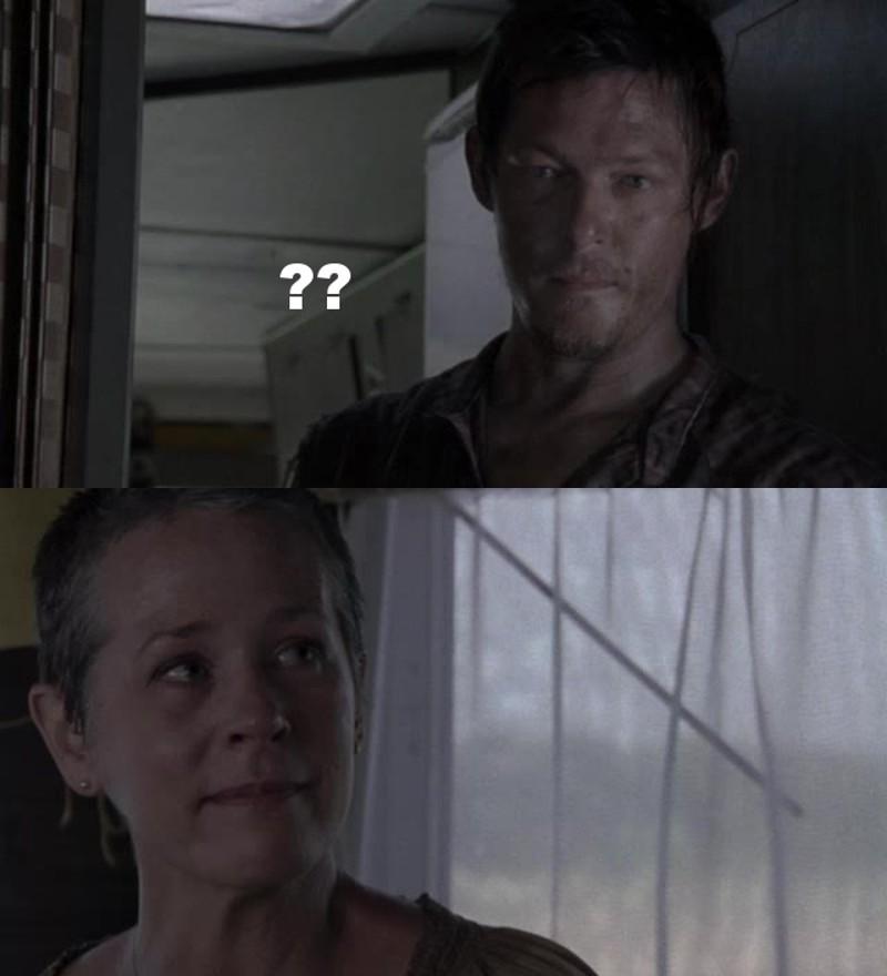 I love Daryl so much!!! My fav since the beginning 💋