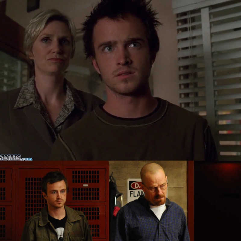 Jesse Pinkman before Mr. White.