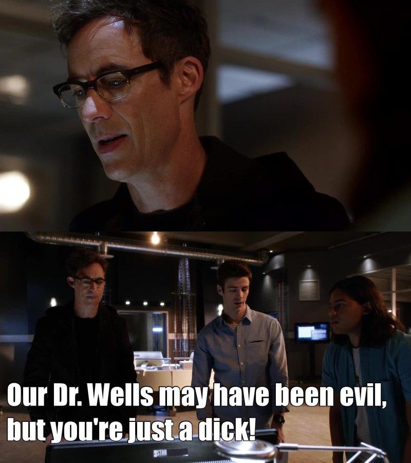 Best line in the episode!