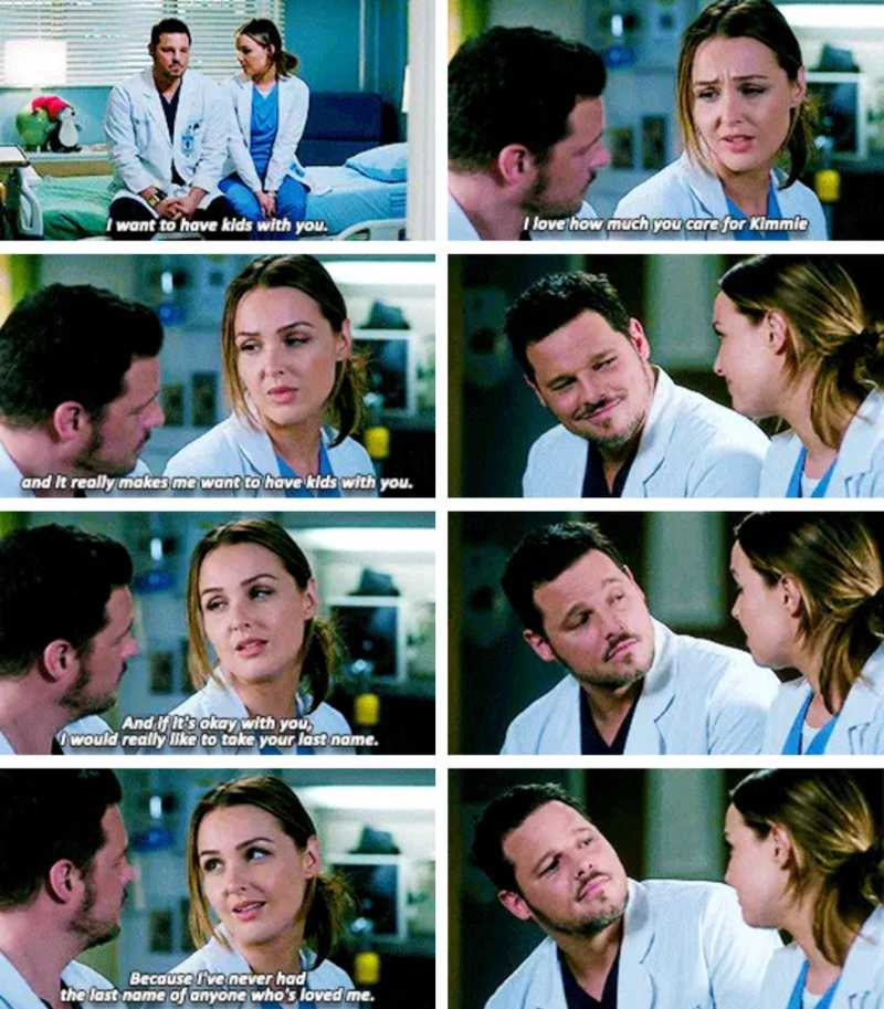 Without doubt my favourite scene. ❤️