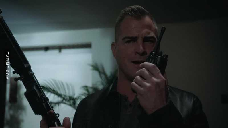 I want to start a petition to have George Heads as the new John McClane 👊👊
