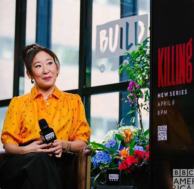Am so HAPPY to see Sandra Oh in a leading role, her charisma on screen is amazing and her humor is witty and welcoming.