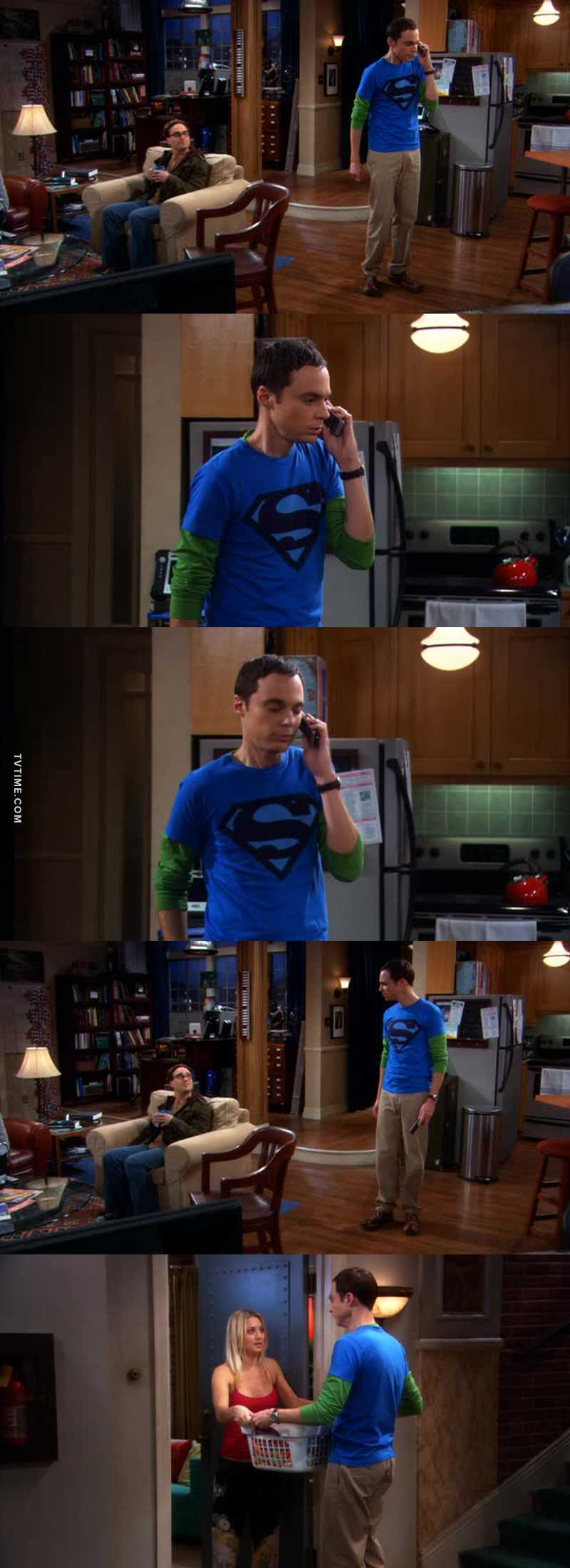 Sheldon getting schooled from his mum great episode..