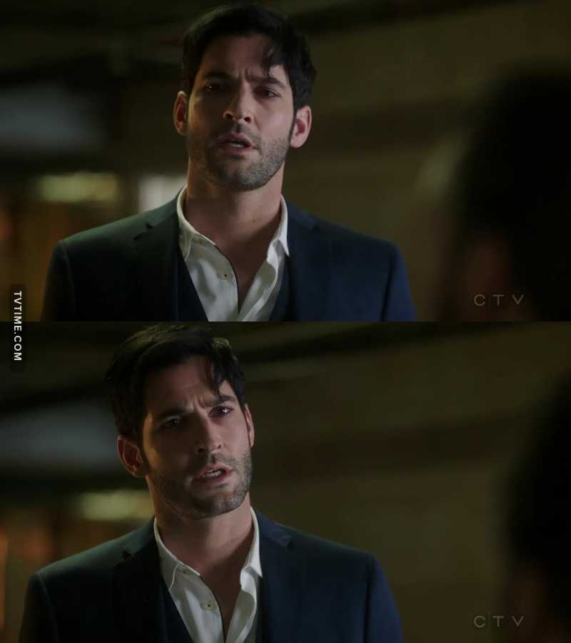 Am I the only one thinking sleep deprived Lucifer is the hottest Lucifer!!