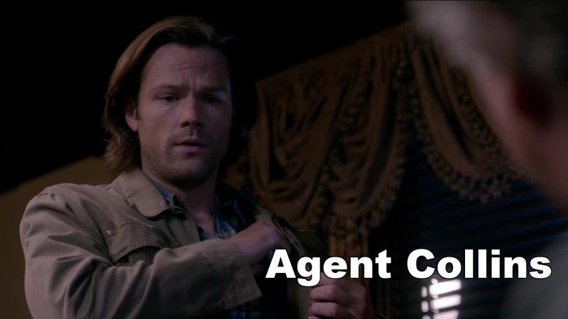 Okay now I want agent Ackles and agent Padalecki!