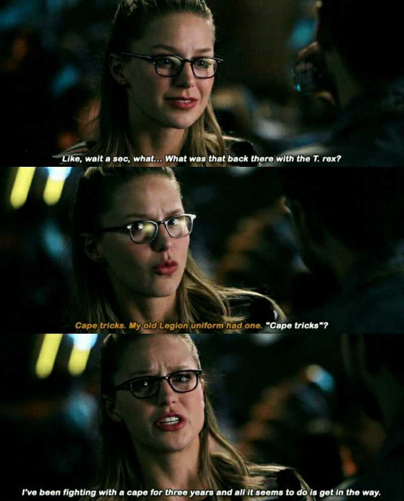 """""""I can help you with that if you want.""""   """"I'd like that.""""   Friends again 😍 and soonly back to Karamel 💏  I love them going from a serious talk to this."""