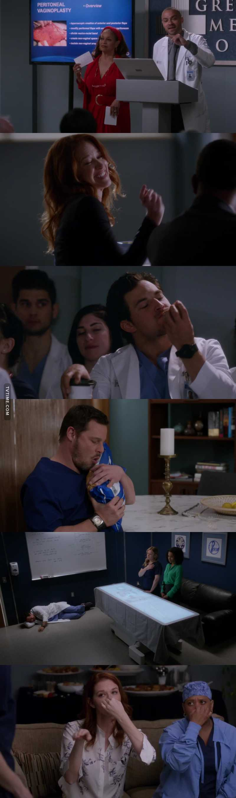 This episode killed me.. So funny Hhhh
