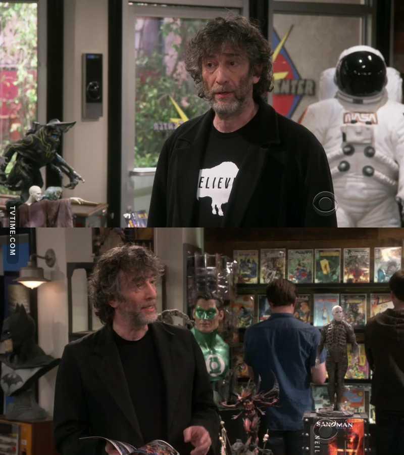 Neil Gaiman 😍❤️