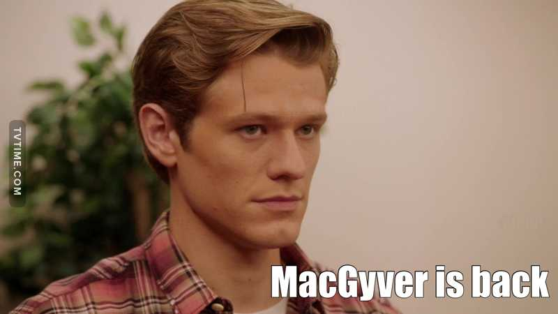 I enjoyed this - we got much more MacGyver-ing - back to what the show is known for.