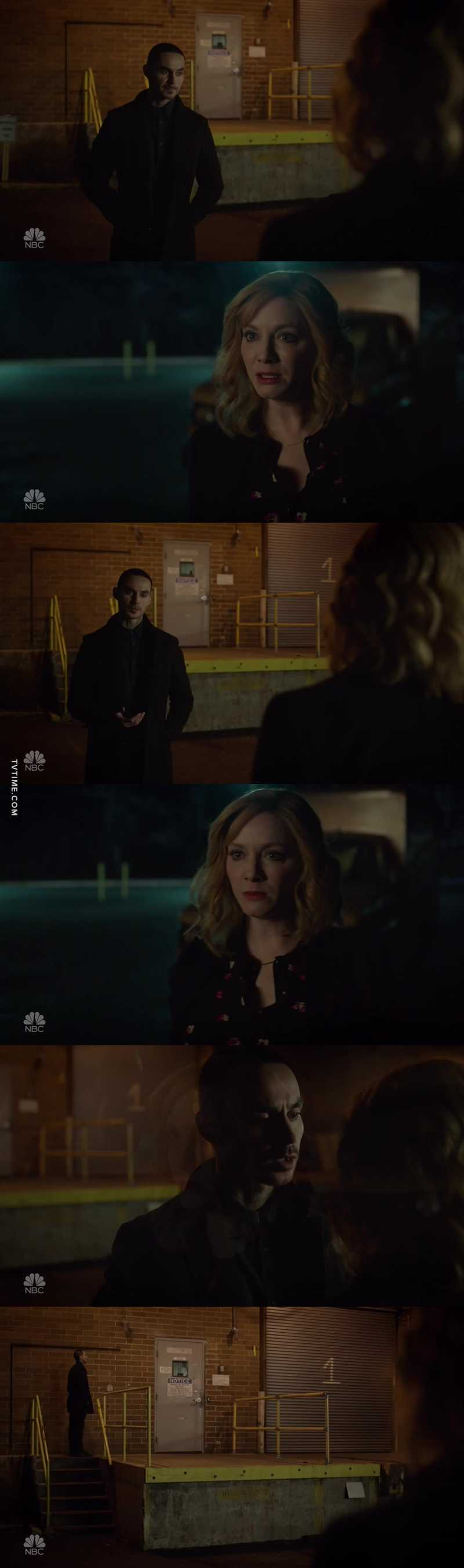 These scenes are sooo short! Rio is so mysterious! Ugh!