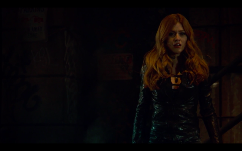 Dear Katherine McNamara, can we ask for some acting?
