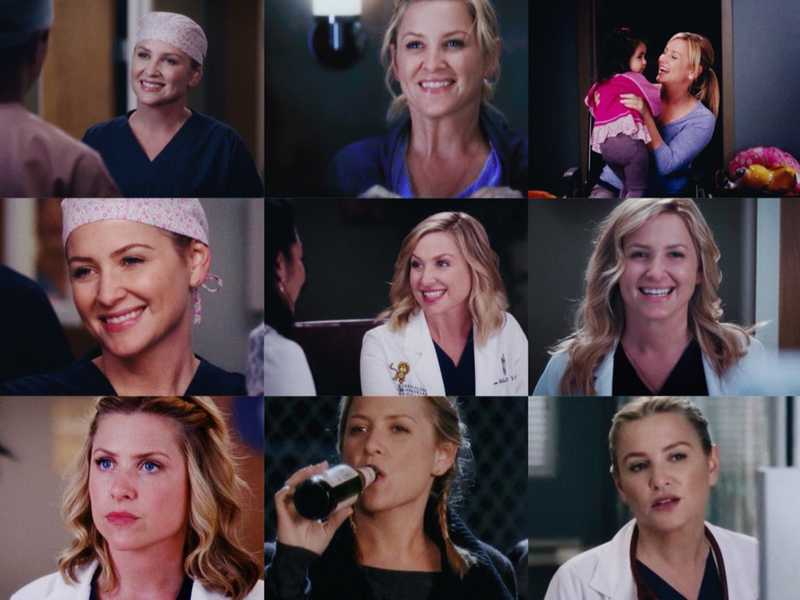 I'm not ready to say goodbye to Dr. Arizona Robbins and I don't think I will ever be ready 😭