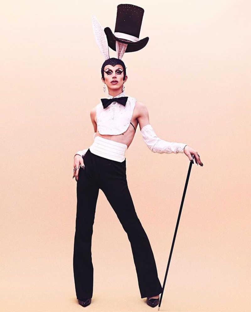Aquaria's mission this season is to bring a SHOOT look every episode