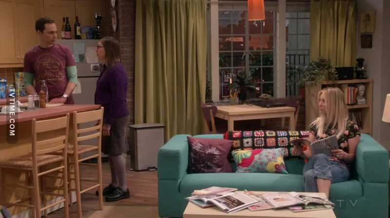 Penny: Do you even know who lady gaga is? Sheldon: Presumably the wife of Lord gaga.