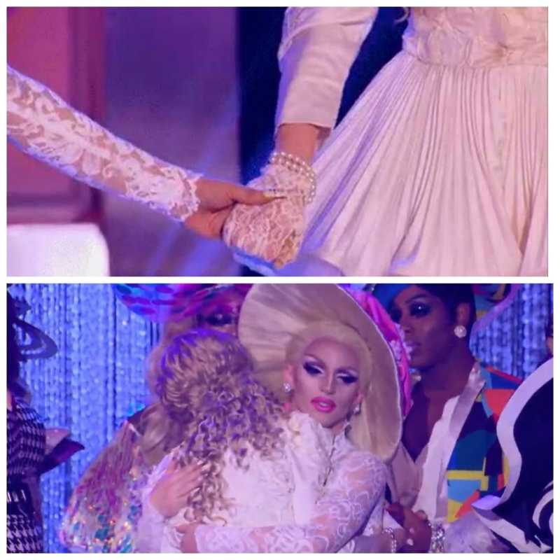 Saddest goodbye of the season. We deserved more Blair St. Clair. I need her in All Stars 4.