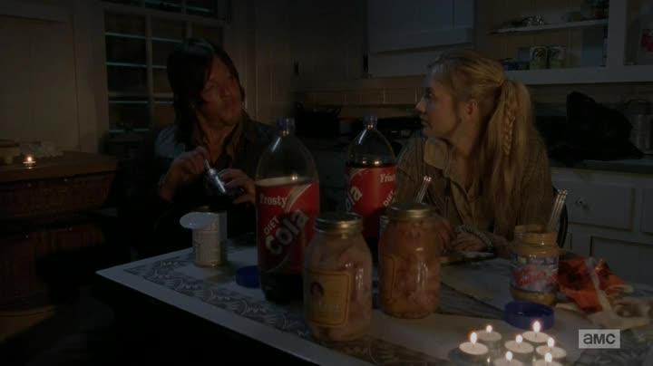 Pendent 5 secondes j'ai cru que Daryl allait conclure ^^