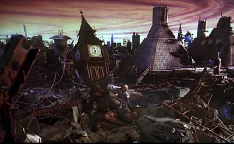 Do you remember the alternative ending of Army of Darkness? 😎