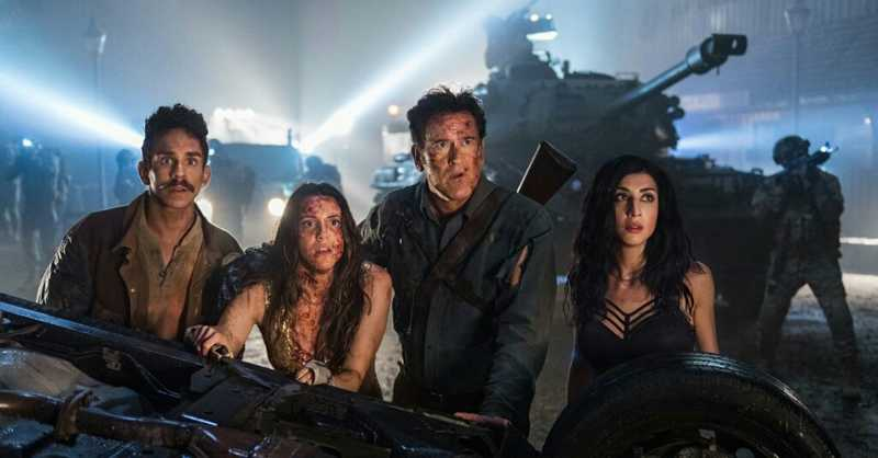 Not easy saying goodbye to this show, but #AshvsEvilDead went 3 for 3 so I'll take it! Huge thanks and congrats to the AVED team for setting the bar so high and keeping it there throughout.   Forever Ashy-Shalsy fan. ❤🌻