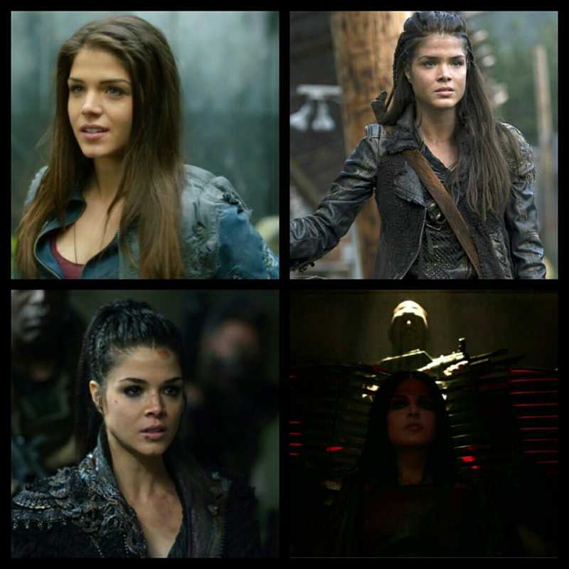 She is definitely the best evolution of the show