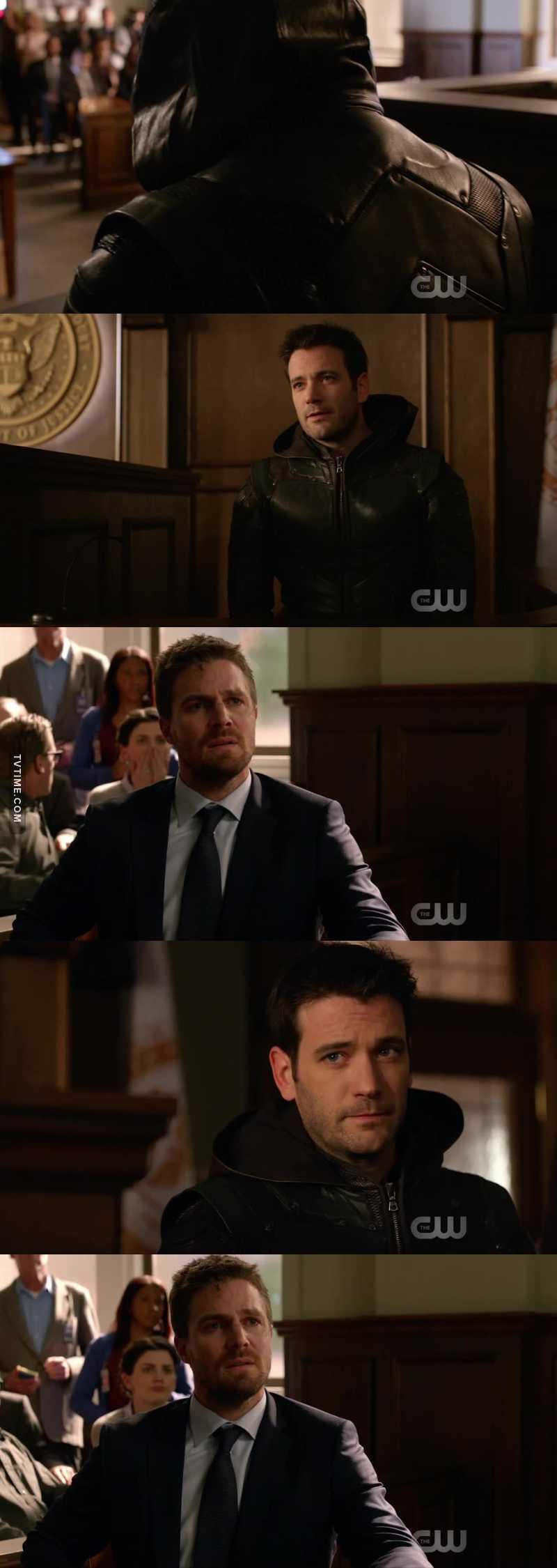 Oliver's reaction 💔