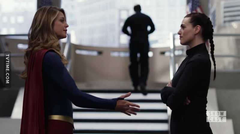 I really love Kara but sometimes she makes really poor decisions. Doubting Lenas good faith is one of those.